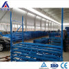 Customized Steel Flodable Storage Rack with Wire Deck