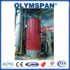 1, 000, 000kcal/Hr Vertical Thermal Fluid Heater