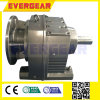 R Coaxial Helical Speed Reduction Gearbox (Ratio3.4-280.6) with IEC Input Flange