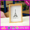 2016 Wholesale Kids Wooden Photo Frame, Fashion Baby Wooden Photo Frame, Hottest Children Wooden Photo Frame W09A040