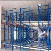 Warehouse Storage Heavy Duty Steel Roller Live Gravity Shelf