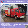 4X2 3mt Rhd LHD Military Fire Bridage Used Fire Truck