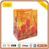 Vigil Lights by Using Candle Balls Coated Paper Shopping Bag, Gift Bag