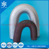 Silver Semi-Rigid Aluminum Foil Flexible Duct for Water Heater