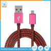 Customized Logo Printing 5V/2.1A Micro USB Data Charging Cable
