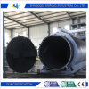 High Oil Yield Plastic Pyrolysis System with 10 Tons Daily Capacity