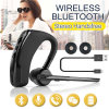 V8 Voyager Bluetooth Earphone CSR 8615 Chipset Wireless Legend Business Headset Bass Sport Earbuds Voice Control Noise Reduction with Mic
