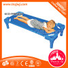 CE Certificated School Fabric Bed Plastic Kids Cot for Sale