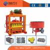 Qtj4-40 Cement Brick Making Small Machine Price in India Manual Concrete Block Machine
