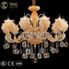 Luxury and Prefect Zinc Alloy Crystal Chandelier Lights