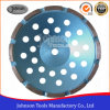 OD180mm Diamond Single Row Cup Wheel for Stone