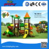 Used Castle Series Outdoor Playground Equipment Play Structure for Children