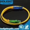 Duplex Singlemode Fiber Optic Jumper Cable LC/APC to LC/Upc