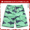 Custom High Quality Polyester Men Swimming Shorts (ELTBSJ-213)