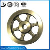 OEM Metal Casting Flywheel/Spin Wheel with CNC Machining