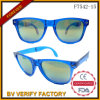 Brand New Custom Colored Plastic Sunglasses F7542