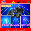 1400MW GB 8-Head Mobile Fat-Beam Laser Net (LN300GB)