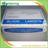 Hospital Disposable Stainless Steel Blood Lancet