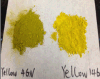 Compare with Solvent Yellow 146 or Orasol Yellow 4gn