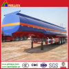 Three Axle Liquid Acid Tank Storage Chemical Tanker Semi Trailer