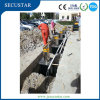 Access Control System Hydraulic Stainless Steel Automatic Road Rising Bollard
