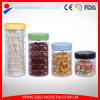 Wholesale Storage Glass Jar with Colourful Lid on Promotion