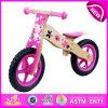 Children Balance Wooden Bike Kid Bike, Goodkids Hot Sale Kid Wooden Bike Balance Bike, Best Wooden Toykid Running Bike W16c094