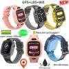 IP67 Wateproof Kids GPS Tracker Watch with GPRS Real-Time Tracking D13G