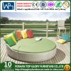 Outdoor Wicker Sun Lounge Rattan Sofabed (TGLU-09)