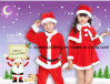 Girls′ Skirt and Boys′ Suit Children Thickend Clothes for Christmas