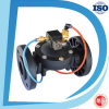 Plastic Black 2 Way 2 Position Valve with Ball Valve
