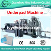 China Full-Servo Underpad Making Machine Manufacture (CD220-SV)