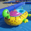 CE, TUV Fwulong Brand Bumper Boats with Blower for Sale