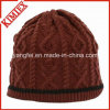 Winter Warmer Jacquard Crochet Hat Beanie