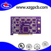Multilayer Circuit Board with Hard Gold Finger and Purple Mask