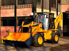 Backhoe Loader Wz30-25 Tractor with Front End Loader and Backhoe