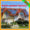 Complete 1kw/2kw/3kw/4kw/5kw~100kw Solar Energy System From China Manufacturer