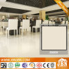 Plain Ivory Porcelain Nano Soluble Salt Floor Polished Tile (JS6800)