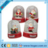 Small Polyresin Snow Globe for Christmas