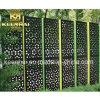 High Quality Metal Laser Cut Garden Decorative Screens for Design
