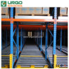 High Efficiency Order Picking Racking System, Gravity Flow Roller Racking System