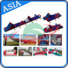 Sport Games Inflatable Obstacle Running Race for Adults