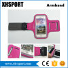 Lycra Outdoor Sport Waterproof Phone Cover Armband with Fingerprint Identification