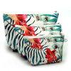 Custom Print Plastic Cosmetic Bag
