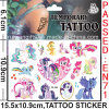 Wholesale Temporary Tattoo Sticker for Kids (cg084)
