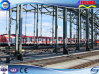 High Strength Galvanized Steel Railway Bridge
