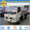 Dongfeng 4500 Litre Steel Fuel Tanker Truck 5 Tons Oil Tank Truck