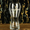 Hand Blow Pilsner Beer Glass with Customeried Logo