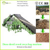 Dura-Shred Latest Technology Recycling Plant for Wood Waste