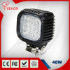 6′′ 48W Square CREE LED Work Light for Heavy Duty